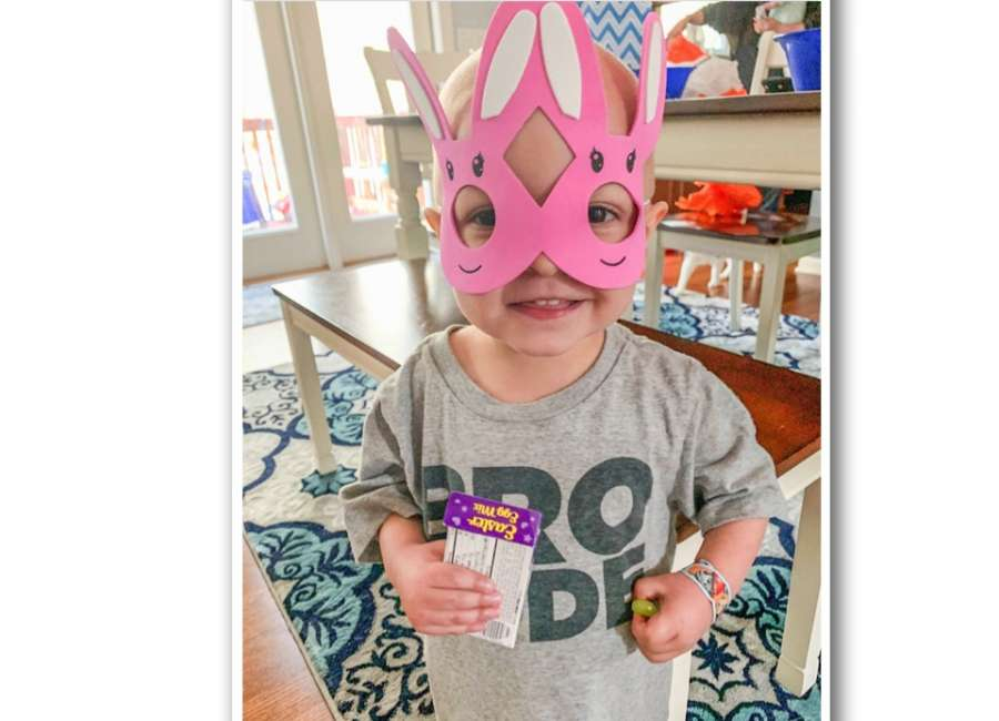 Family of 2-year-old ovarian cancer patient optimistic