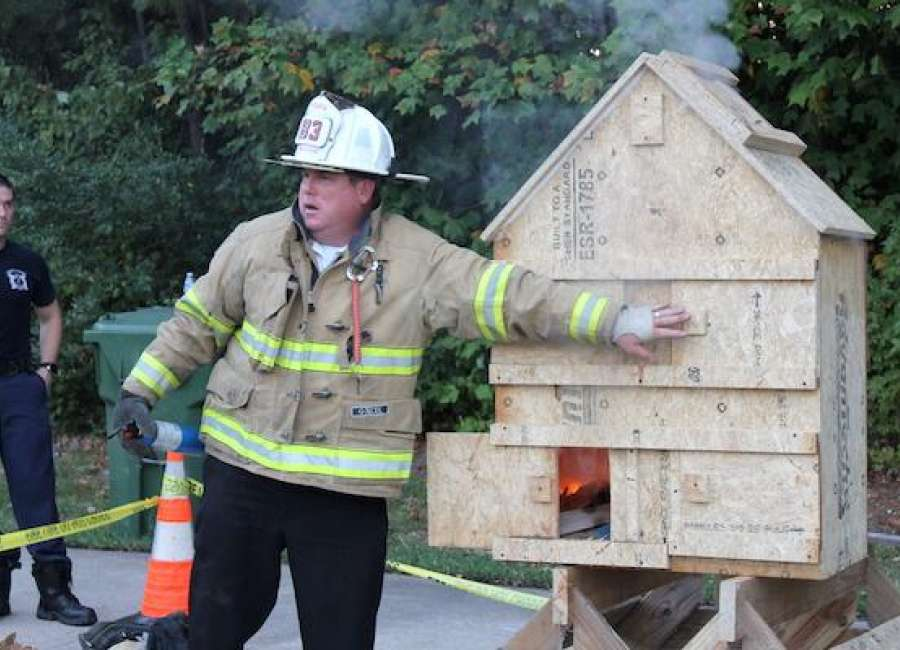 Fire Prevention Week serves as a fire safety reminder