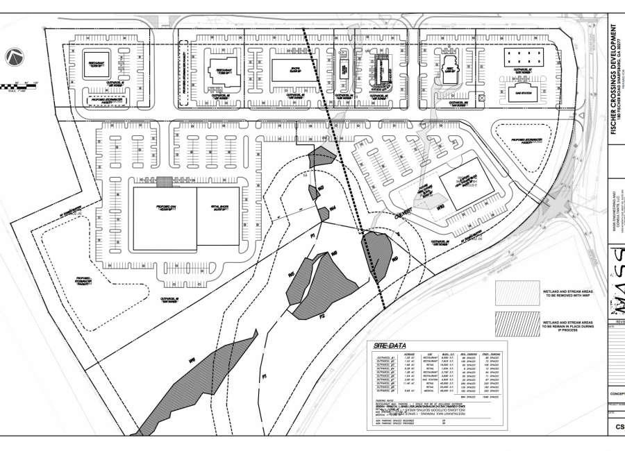 'Fischer Marketplace' proposed at third Fischer/34 corner