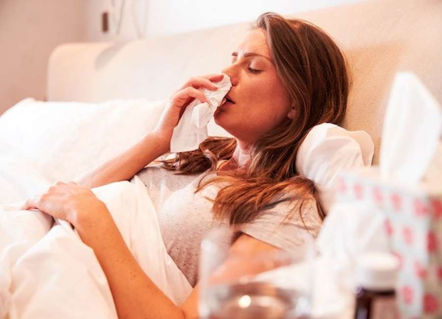 Flu activity is extremely high in Georgia