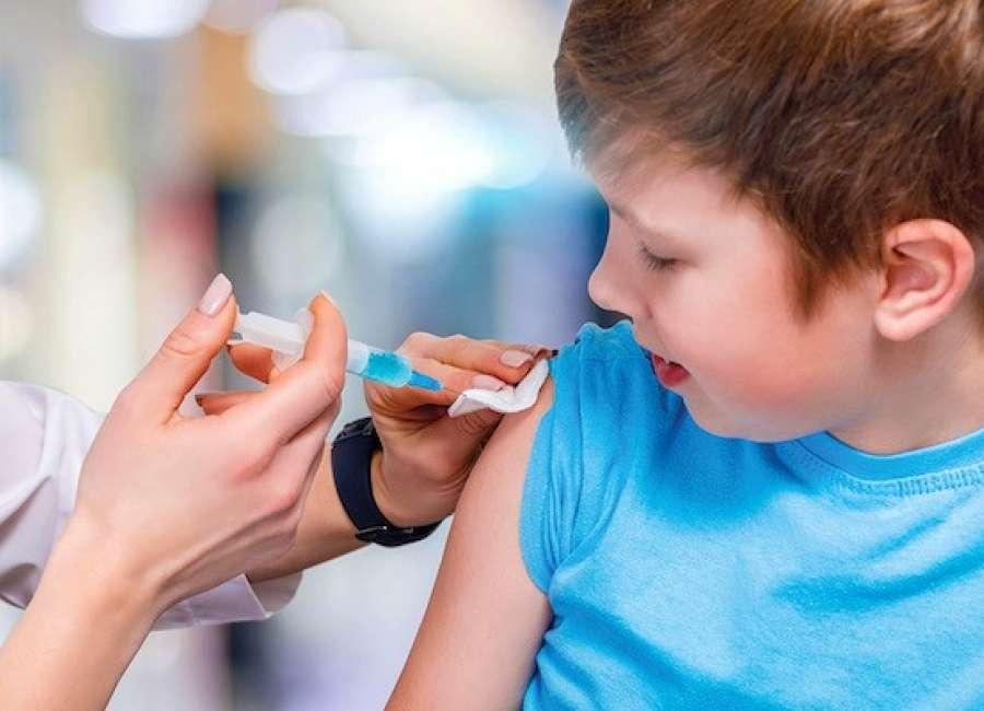Georgia has highest decline in kindergarten vaccinations