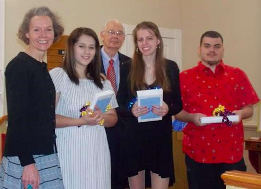 Graduates honored at Liberty