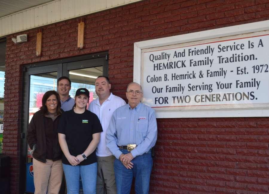 Hemrick's - Third generation now working at iconic westside store