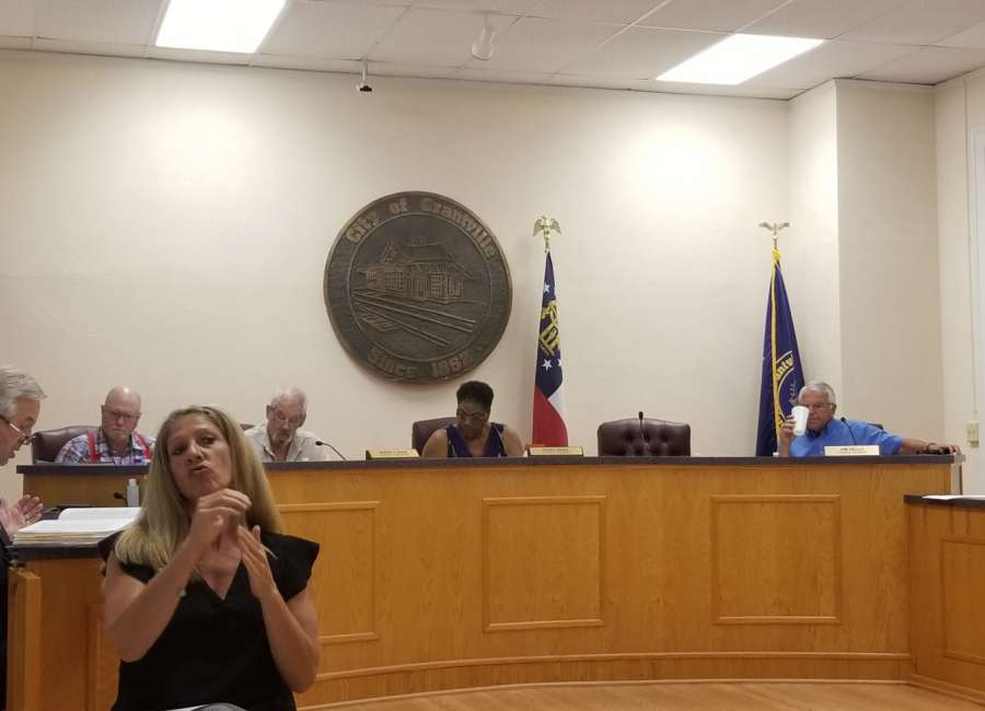 Jewell vetoes Grantville travel policy