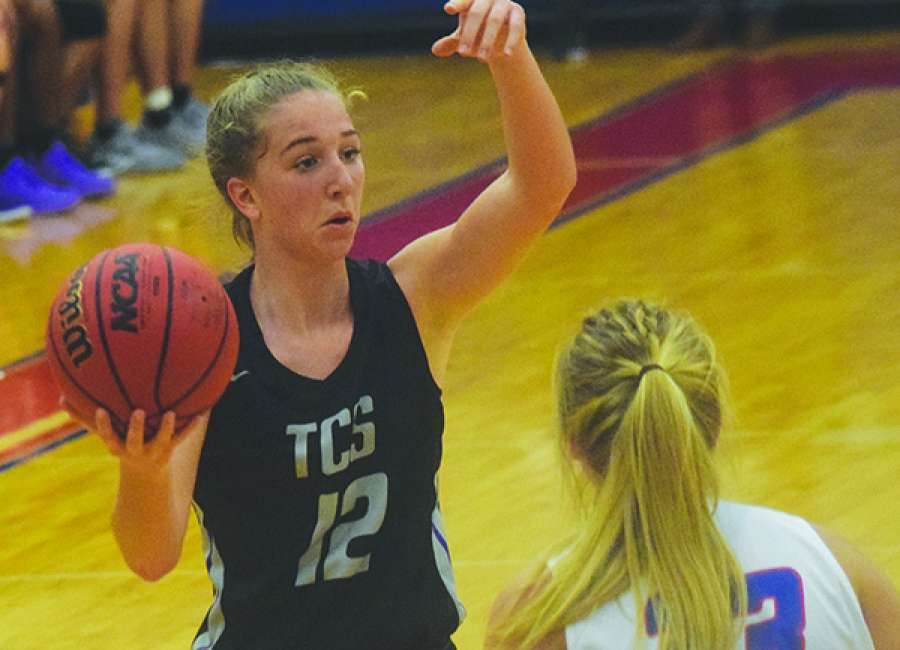 Lady Lions shake off slow start to beat rival Heritage
