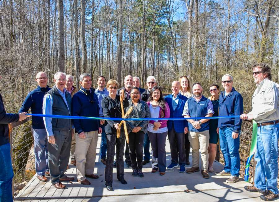 LINC officially opens
