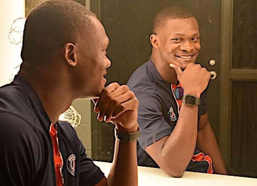 Lloyd excels at academics, athletics and theatre