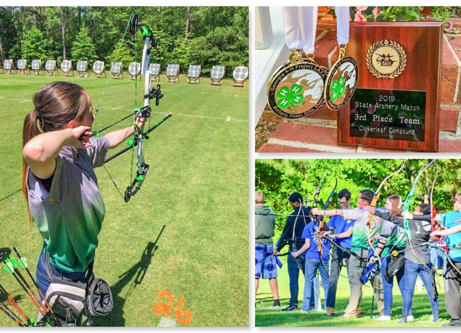 Local archery team aims for excellence