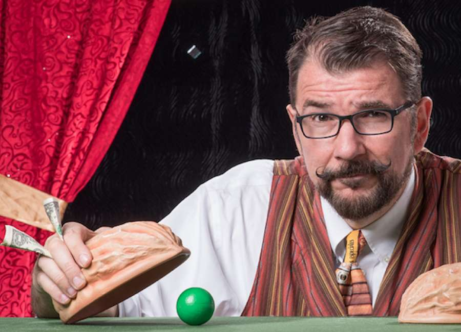 Local magician to appear on 'Penn & Teller: Fool Us' Monday