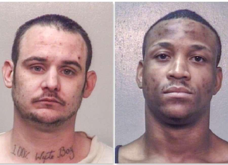 Local men sentenced to federal prison