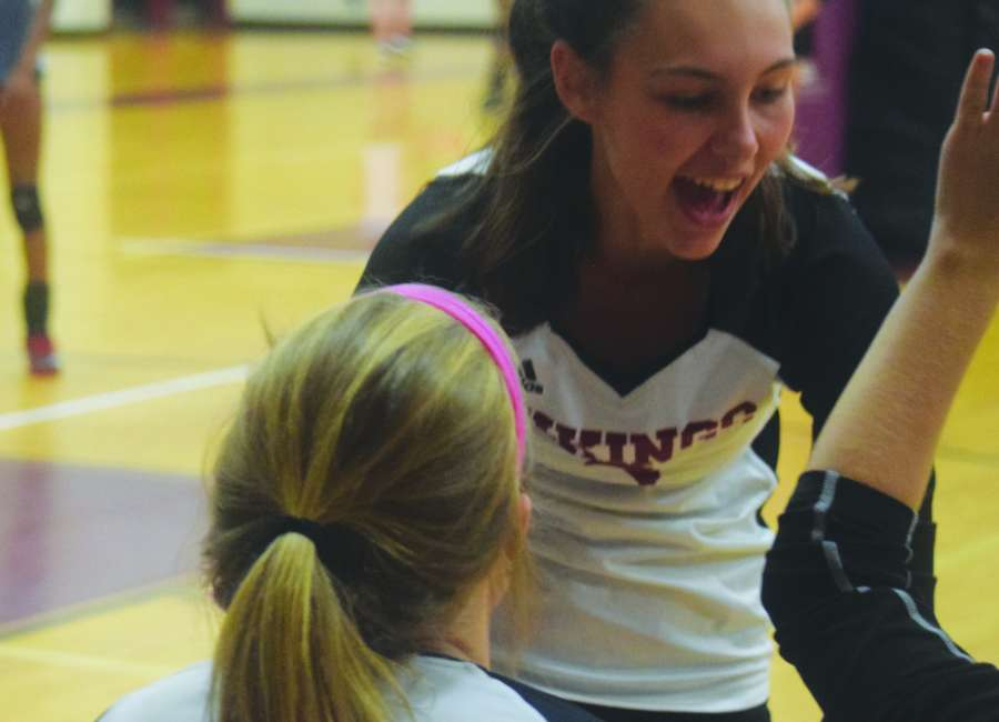 Local volleyball teams face busy week