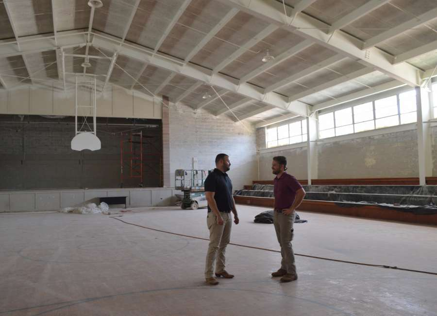 Madras gym set to open by March