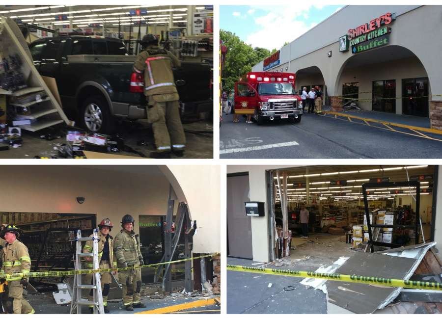 Harbor Freight Christmas Eve Hours.Man Crashes Into Harbor Freight The Newnan Times Herald