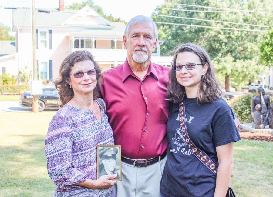 Never Forgotten: Cowetans honor missing soldiers