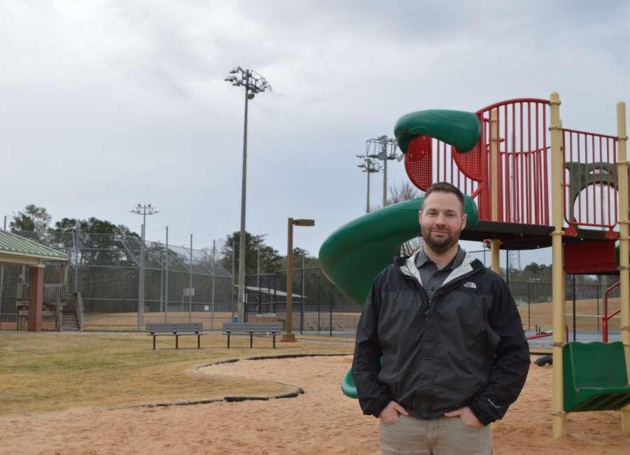New director got his start at recreation department summer camp - The  Newnan Times-Herald