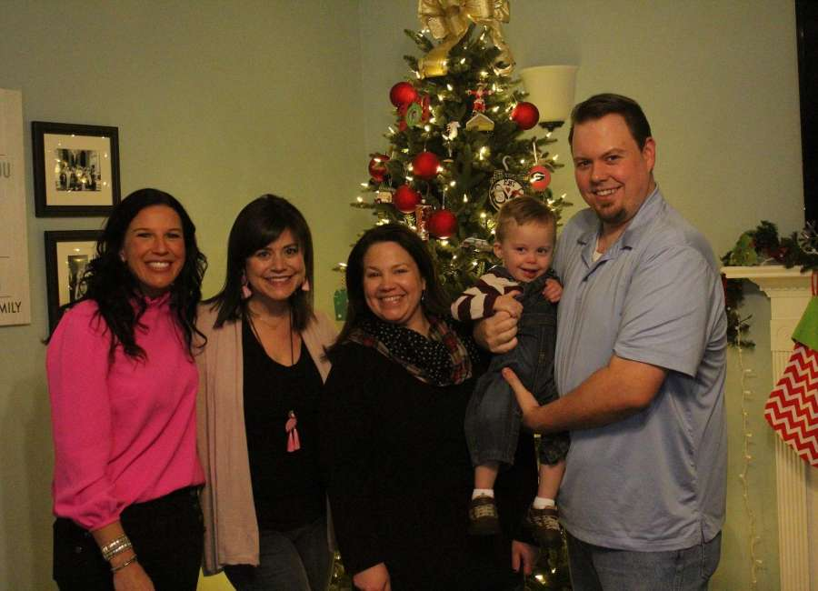Newnan family receives surprise donation