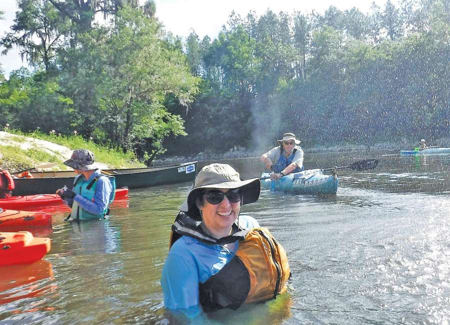 Newnan local participates in eighth 92-mile river journey