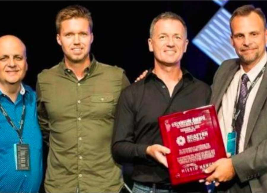   OM's Scatter Global honored for evangelization approach