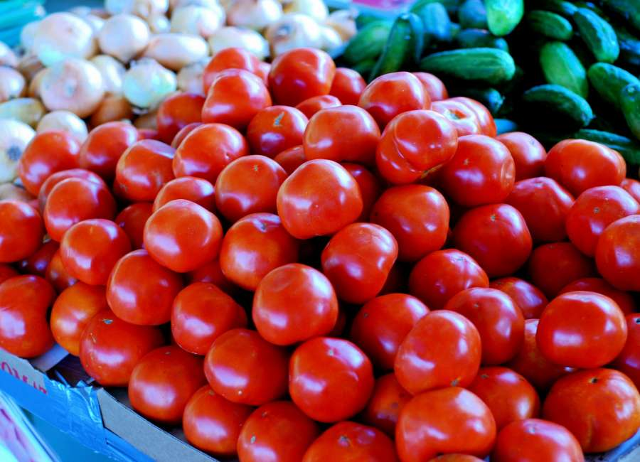 'Picking' the right tomato