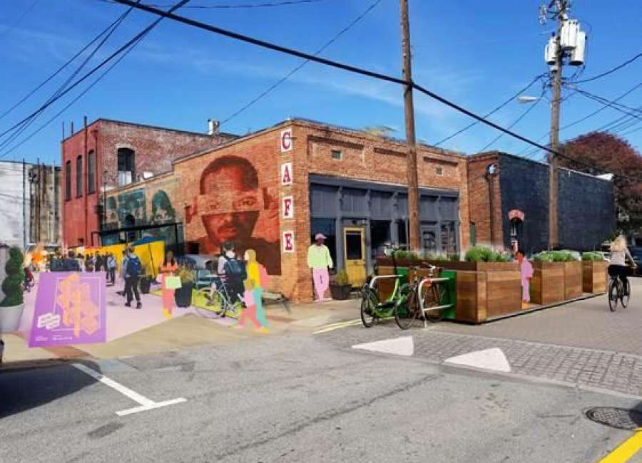 Placemaking includes short-term, long-term projects