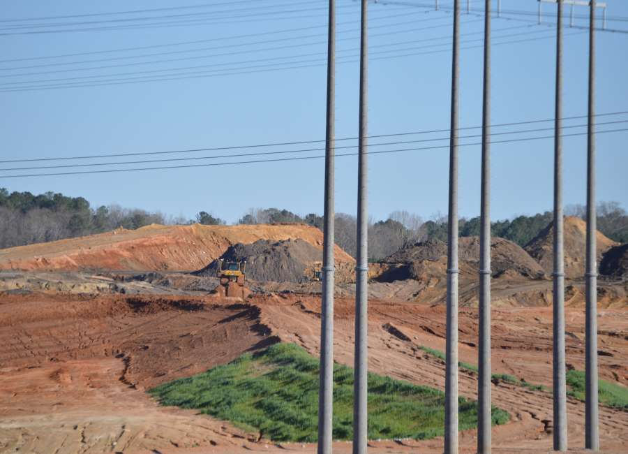 Plant Yates wells show contamination