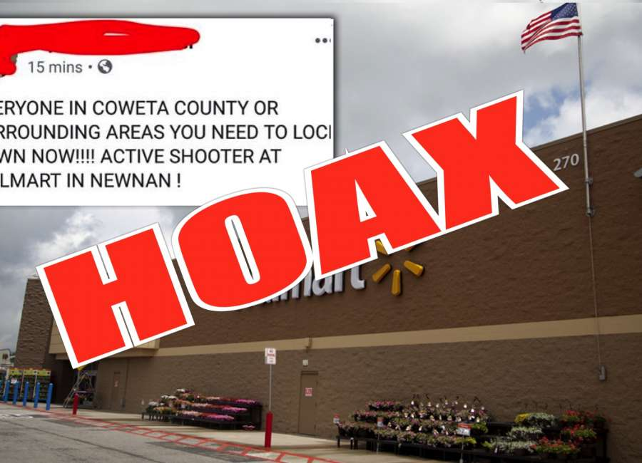 Police investigating fake active shooter Facebook post