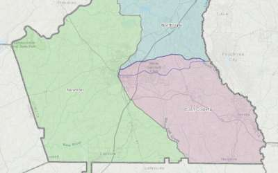 Public meetings on redistricting set for Oct. 1, Oct. 3