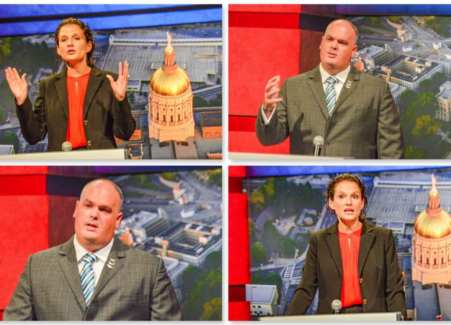 Relationships, Ralson and MARTA hot topics at HD71 candidate forum