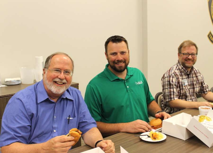 Relationships topic of second Pastors and Leaders Luncheon
