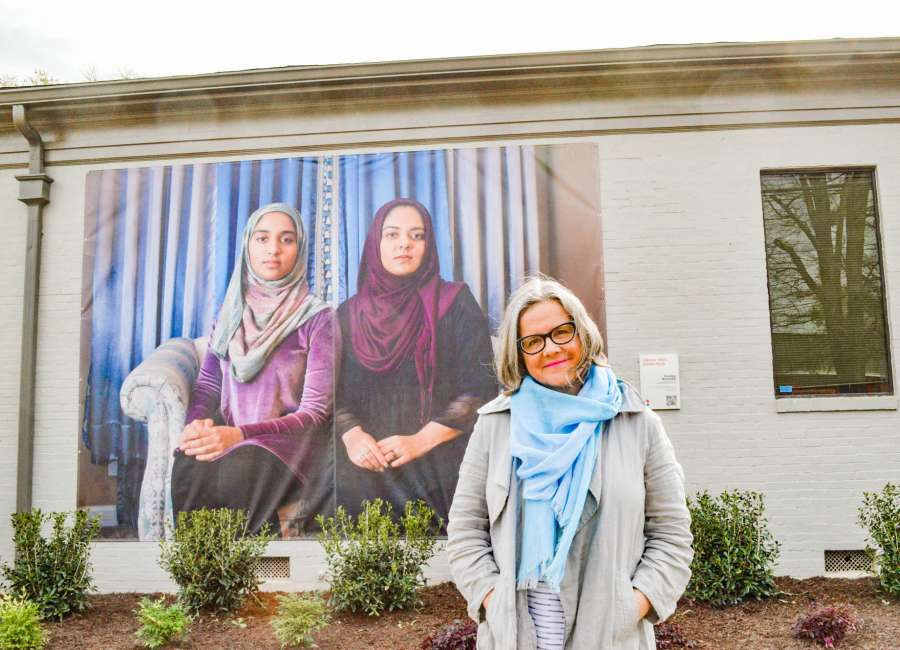 Seeing Newnan: Outsize portraits of everyday people