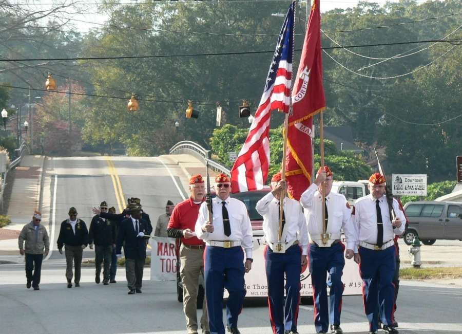 Signups open for Veterans Day Parade
