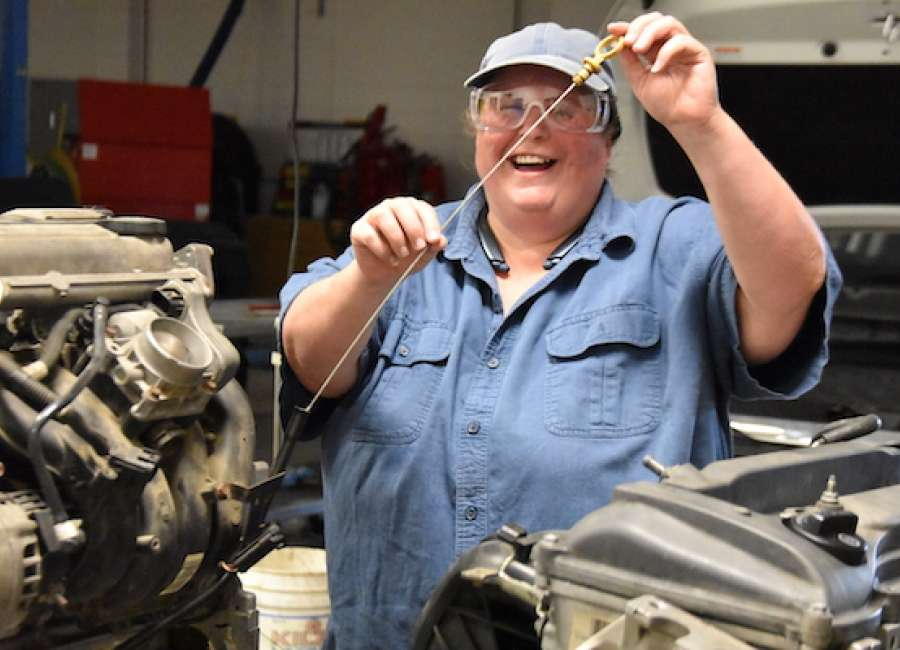 Skilled trades a new career frontier for women