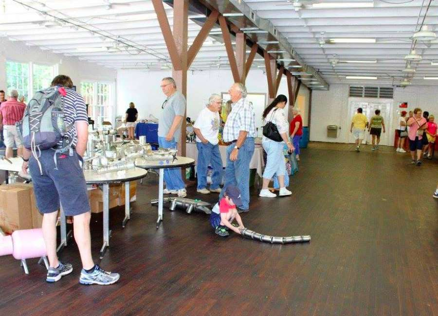 Spaces still available for July 4 in Moreland