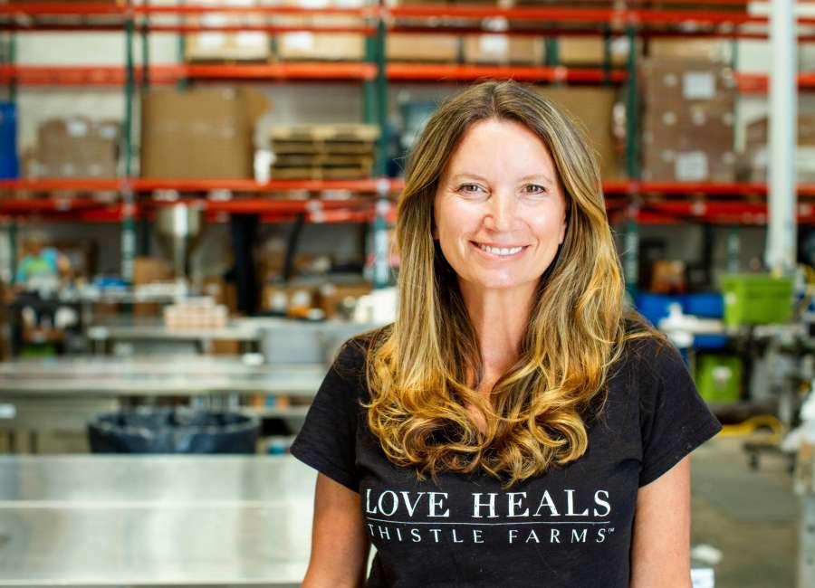 Stevens to speak on 'Love Heals' at St. Pauls