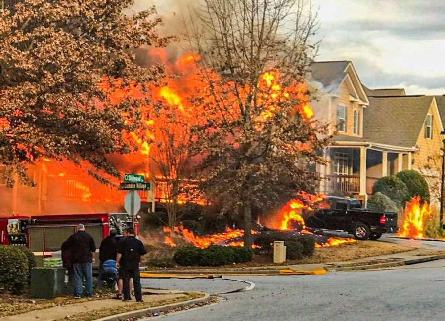 Donations sought following Newnan house fire