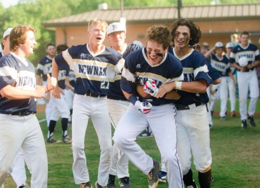 Walk-off fuels Newnan's 2nd-round sweep of Lassiter