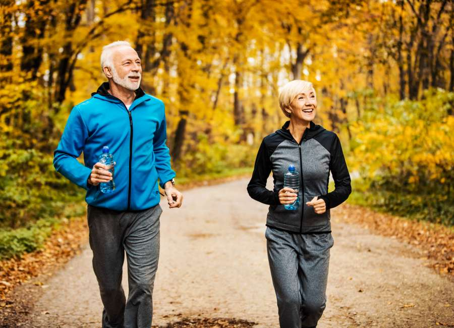 Walking daily may prevent disability