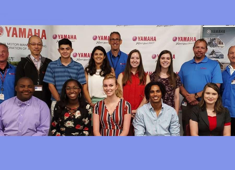 Yamaha awards 2019 scholarships