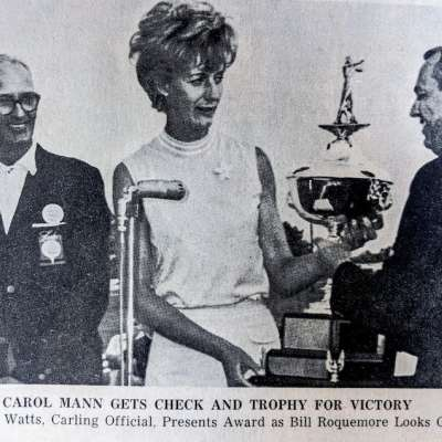 1968: When the LPGA came to Canongate