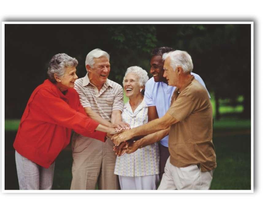 Active Single Seniors group celebrates one year