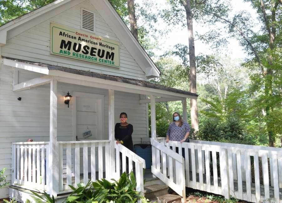 African American Alliance, museum, seeking new leadership