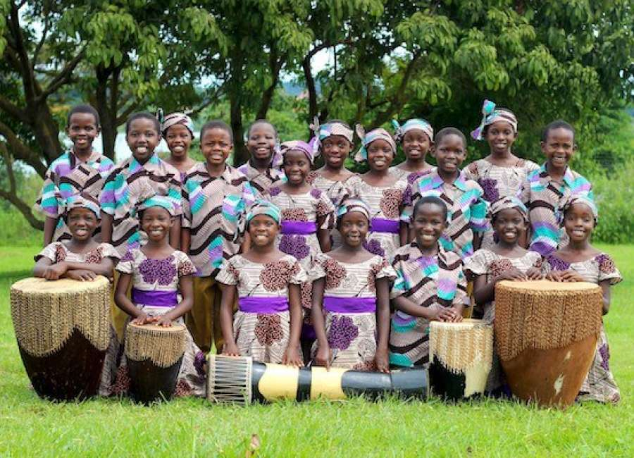 African Children's Choir to perform two shows in March