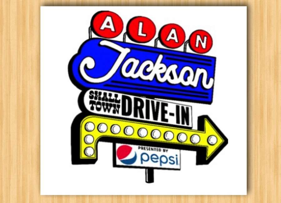 Alan Jackson will perform drive-in concerts in Alabama