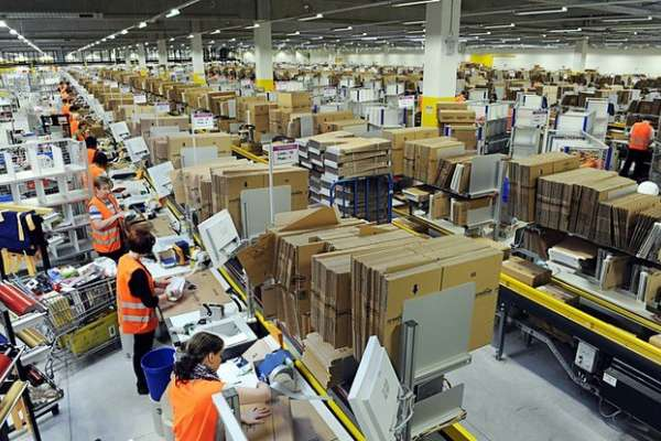 Amazon to launch new fulfillment center, creating 500 jobs in Coweta