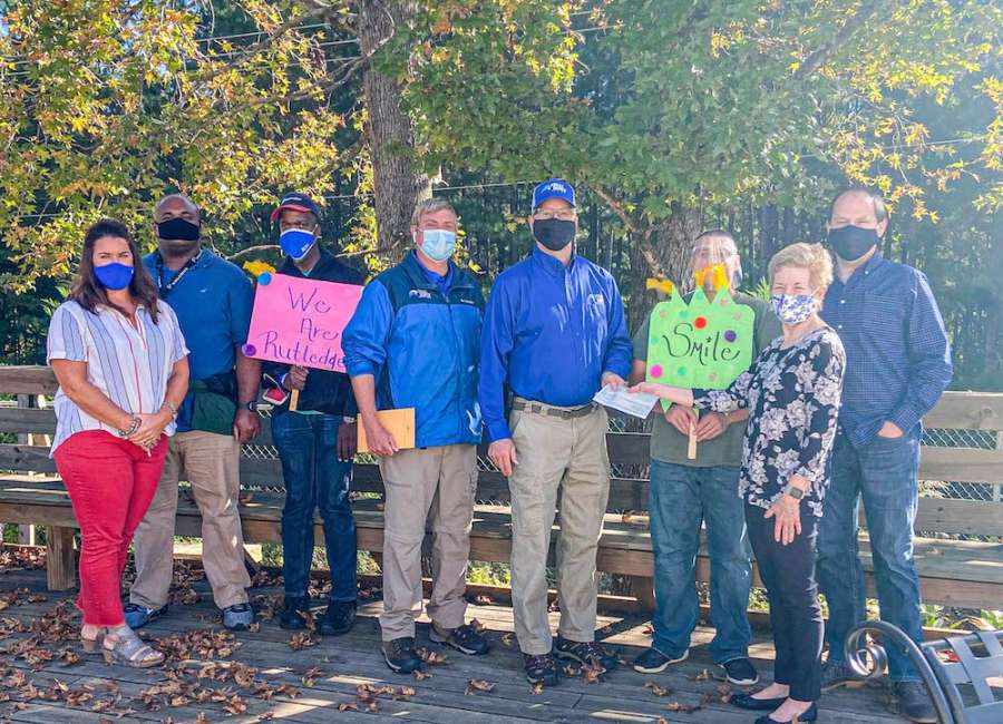 Annual Charity Day raises money for Rutledge Center