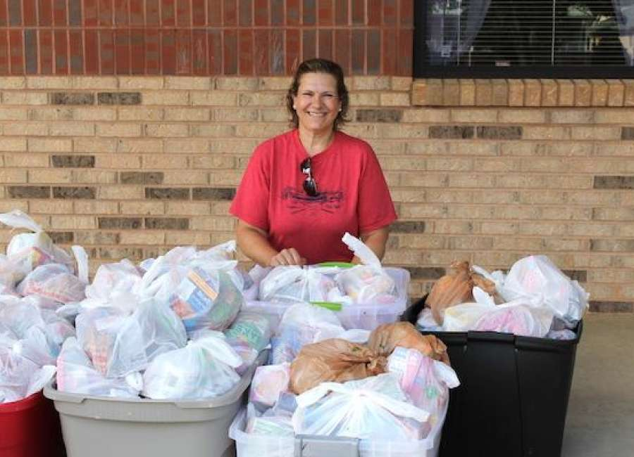 Backpack Buddies steps up to provide food during COVID-19