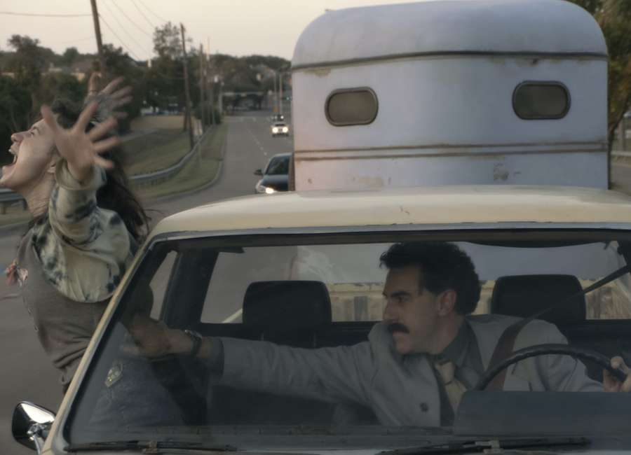 Borat Subsequent Moviefilm: Finds laughs in the extremes