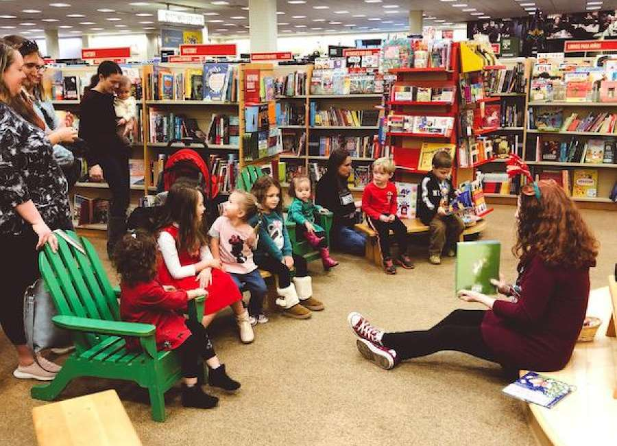 Carnegie hosting annual Barnes & Noble Book Fair