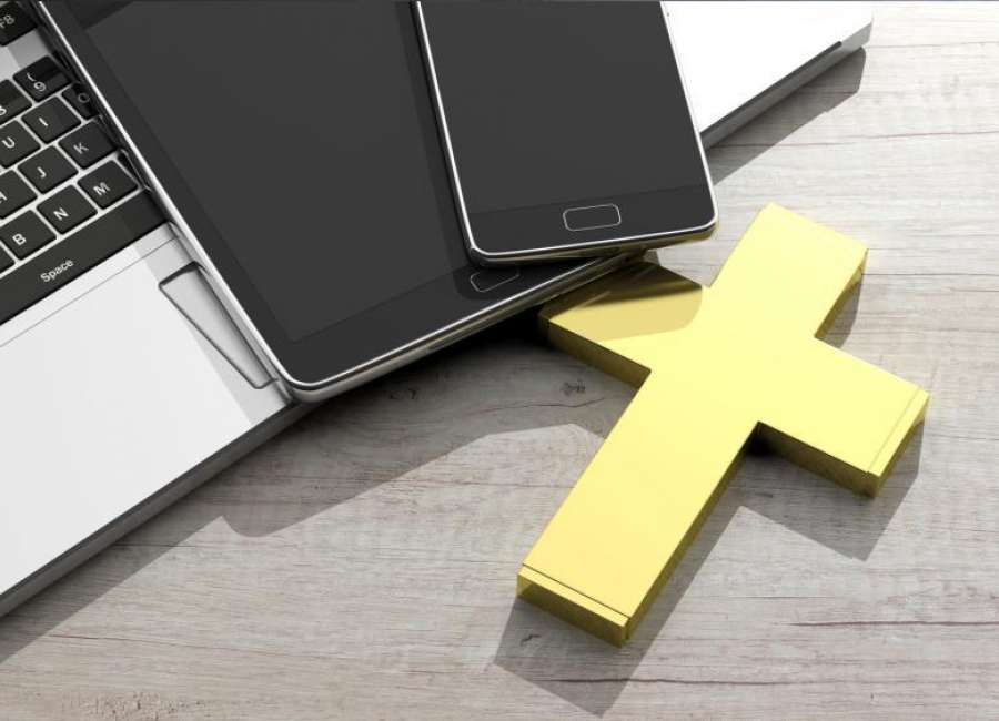 Churches adapting, using technology