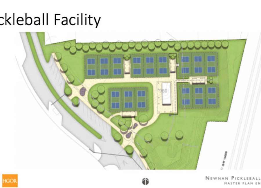 City approves construction contract for proposed pickleball facility